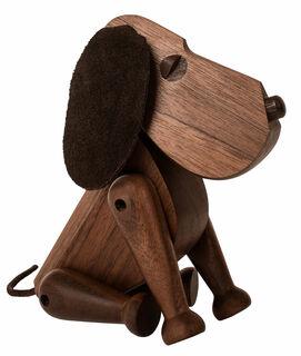 """Holzfigur """"Hund Bobby"""" - Design Hans Bolling"""