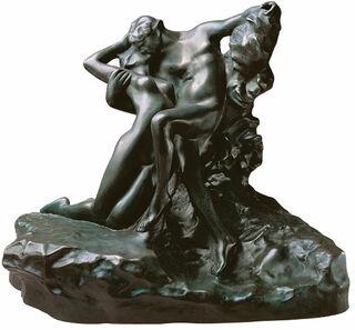 """Skulptur """"Der ewige Frühling"""" (1884), Version in Bronze"""