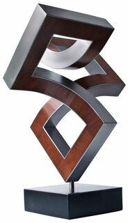 "Skulptur ""Offene Dimension"" (2017) (Original / Unikat)"
