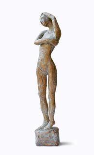 "Skulptur ""Melancholia"" (2020)"