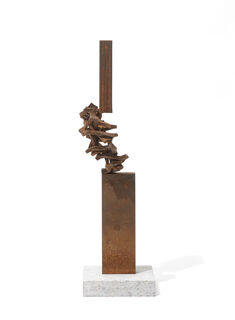 "Skulptur ""Drehung XXII"" (2021) (Unikat)"