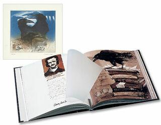 """""""Der Rabe"""" - Vorzugsausgabe mit Bild """"3 black crows"""""""