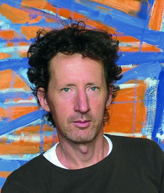 Porträt des Künstlers Wolf Bertram Becker