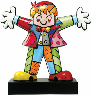 "Porzellanskulptur ""Hug Too"", große Version"