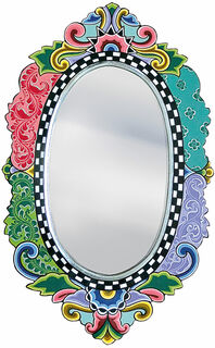 "Wandspiegel ""Versailles"""