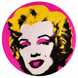 "Porzellanteller ""Marilyn"" (Pink)"