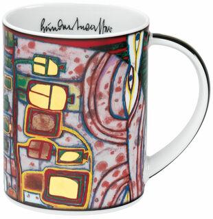 "Magic Mug ""(743) Tree Man Vase"", Porzellan"