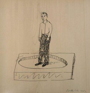 "Bild ""The task of Solitary Man (05-001)"" (2003)"