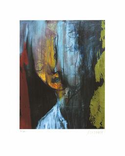 """Bild """"In Verbundenheit"""" (2018), ungerahmt"""