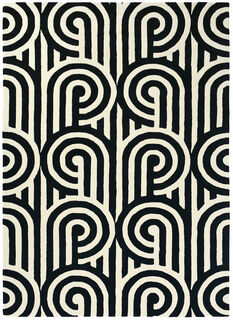 "Teppich ""Circles"" (170 x 240 cm)"