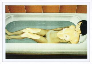 """Bild """"Bonnard's Bath"""" (1979)"""