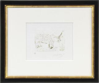 """Bild """"Rhinozeros"""" (1968)"""
