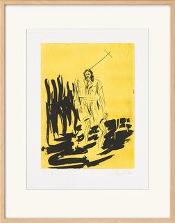 """Bild """"Der Hirte"""" (2006)"""