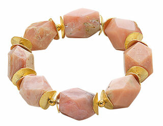 "Armband ""Pink Opal"""