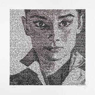 """Bild """"Audrey Hepburn"""" (2020)"""