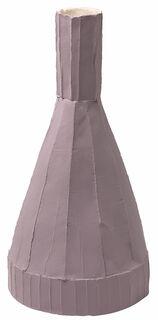 """Keramikvase """"Etna lila"""" (Höhe 40 cm)"""