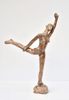 """Skulptur """"Pina-Freiheit"""" (2019), Bronze"""