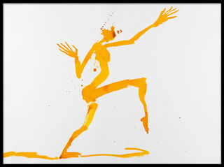 "Bild ""Ohne Titel (Z 03 012)"" (2003) (Unikat)"