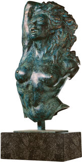 "Skulptur ""La Greca"", Version in Bronze"