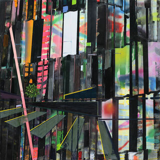 """Bild """"Quaimatabo"""" (2011) (Unikat)"""