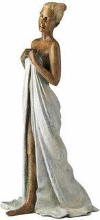 """Skulptur """"Lisa"""", Version in Bronze"""