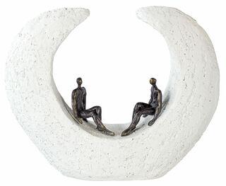"""Skulptur """"Zweisamkeit"""""""