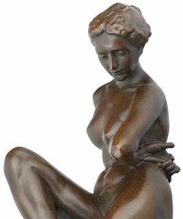 "Skulptur ""Badende"" (1896)"