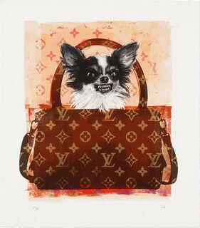 "Bild ""Louis Vitton Dog"" (2014)"
