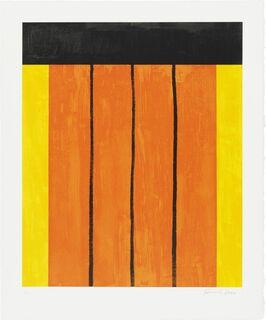 """Bild """"Erker Suite 2000, Blatt 2"""" (2000)"""