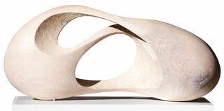 "Skulptur ""Atmung 3"" (2015) (Original / Unikat), Holz"