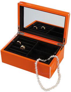 """Schmuckbox """"New Orange"""" (ohne Inhalt)"""