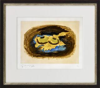 """Bild """"Pommes et Feuilles"""" (1958)"""
