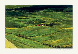 """Bild """"Volterra II"""" (2011), ungerahmt"""