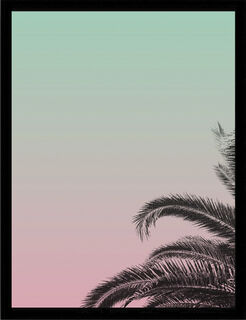"Bild ""California Sunset (klein)"" (2017)"