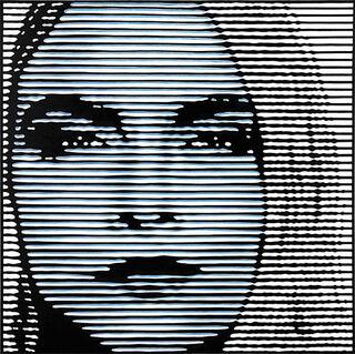 """Bild """"Cara_02"""" (2014) (Unikat)"""