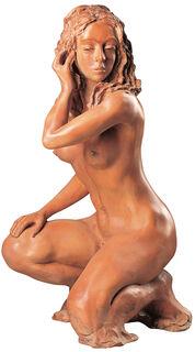 "Skulptur ""Rebekka"" (1976), Kunststein"
