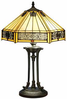 """Tischlampe """"Glasgow"""" - nach Louis C. Tiffany"""