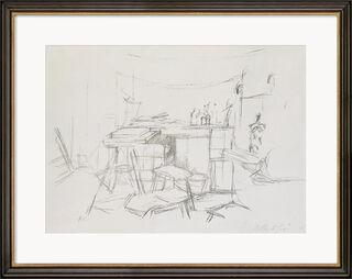 """Bild """"L'Atelier aux bouteilles"""" (1957)"""