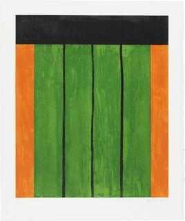 """Bild """"Erker Suite 2000, Blatt 4"""" (2000)"""