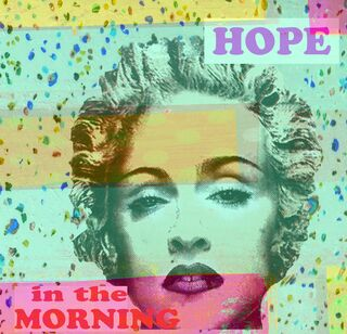 """Bild """"Transparency, Hope in the morning"""" (2017)"""