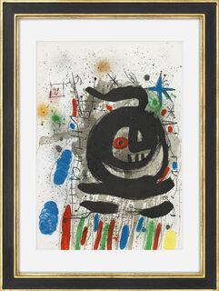 """Bild """"Composition pour Club 49, Barcelona"""" (1968)"""