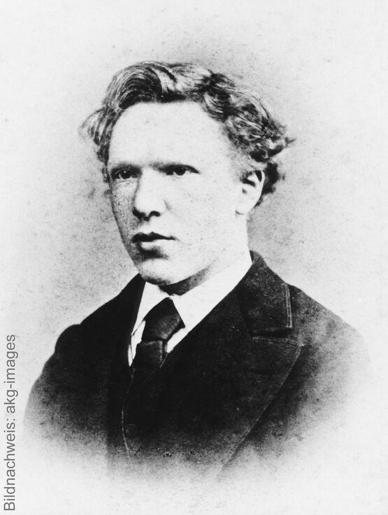 Porträt des Künstlers Vincent van Gogh
