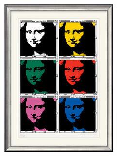 "Bild ""Mona"" (2000), ungerahmt"