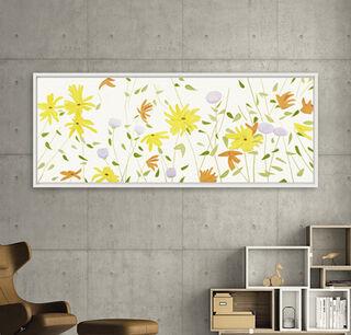 """Bild """"Summer Flowers"""" (2018)"""