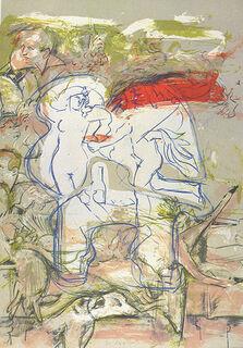 """Bild """"Still-Leben"""" (1982), ungerahmt"""