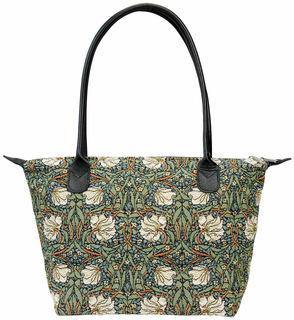 """Handtasche """"Pimpernel"""" - nach William Morris"""