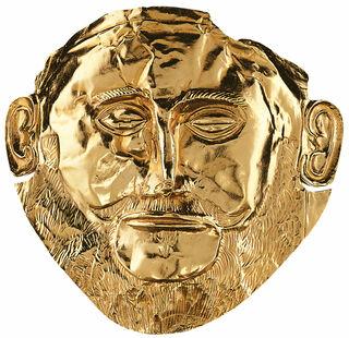 Agamemnon-Maske