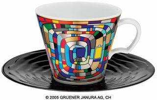 """Tasse nach (897) """"Silver Spiral"""""""