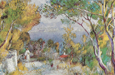 """Auguste Renoir - Meisterwerke vom """"Maler des Glücks"""""""