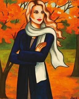 """Bild """"Herbstwind"""""""